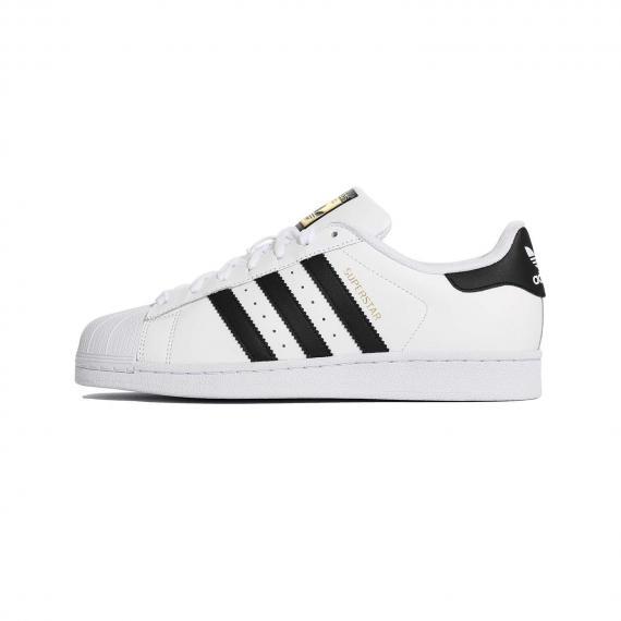 کفش آدیداس سفید مدل سوپراستار اصل adidas