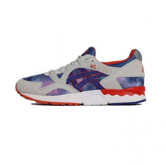 کفش سبک و راحت تایگر اسیکس ژل لایت مردانه زنانه ابر و بادی مخصوص ورزش والیبال و روزمره مدل H503N 1052