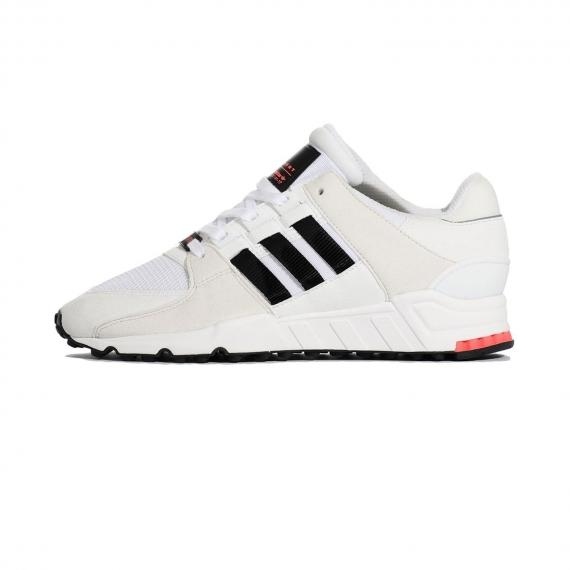 کفش اسپرت مردانه و پسرانه اورجینال اکویپمنت ساپورت سفید رنگ مدل BA7715 مخصوص پیادهروی و تنیس