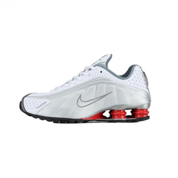 کفش اسپرت پسرانه و مردانه نایک جدید مخصوص ورزش NIKE SHOX R4 BV1111 100