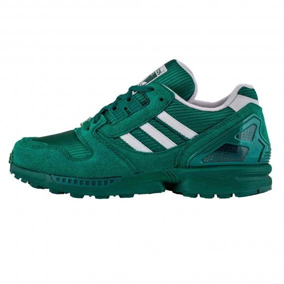 کفش zx 8000 پسرانه مردانه آدیداس اصل مخصوص ورزش و پیاده روی طولانی مدل FV3269