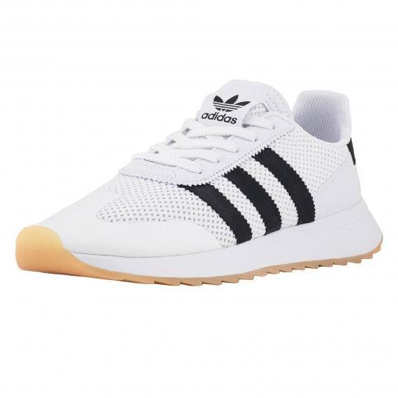 مشخصات، خرید و قیمت کفش مناسب روزمره آدیداس فلش بک سفید مدل BA7760