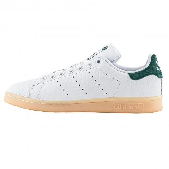 کفش آدیداس استن اسمیت اورجینال پسرانه و دخترانه مدل S82253 مخصوص پیادهروی و تنیس