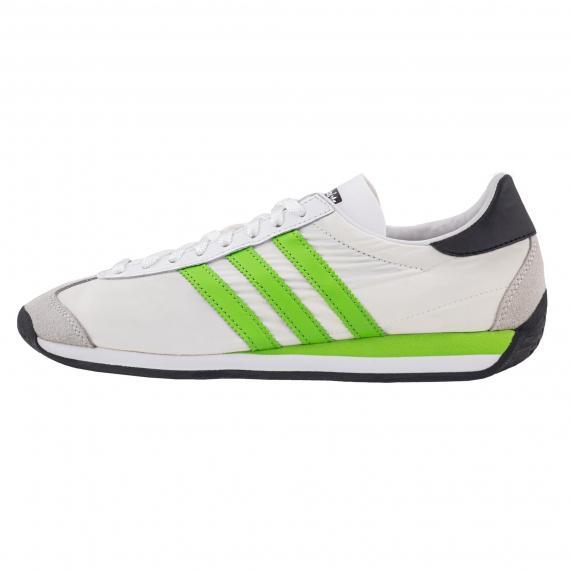 کفش اسپرت ورزشی زنانه و مردانه کانتری او جی مخصوص پیادهروی روزمره و رانینگ سبز و سفید مدل S79109