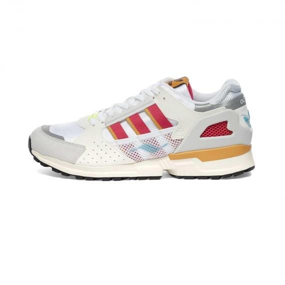 کفش اسپرت مردانه و پسرانه آدیداس زد ایکس 10000 مخصوص پیاده روی راحت و سبک ADIDAS ZX 10000 C FV6308
