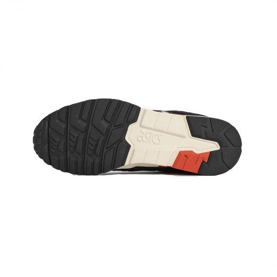 مشخصات و قیمت کفش اسپرت مردانه زنانه اسیکس اصلی مخصوص ورزش و پیاده روی روزمره (ASICS GEL LYTE V H602N 9090) - اورجینال پل