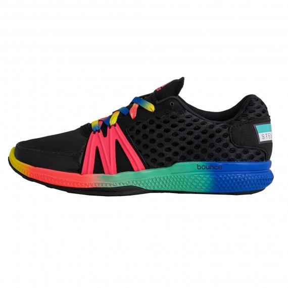 کفش اسپرت زنانه دخترانه مخصوص پیادهروی و ورزش آدیداس استلا اسپرت مدل AF5908