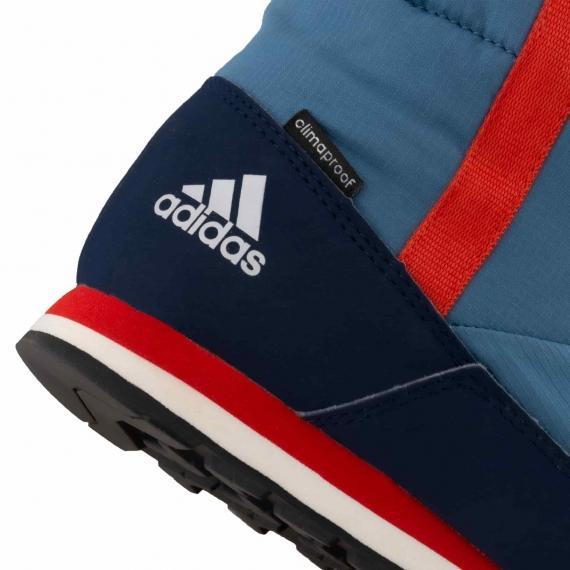 خرید آنلاین نیم بوت دخترانه زمستانی آدیداس اسنوپیتچ (Adidas CW snowpitch slip-on AQ6570)