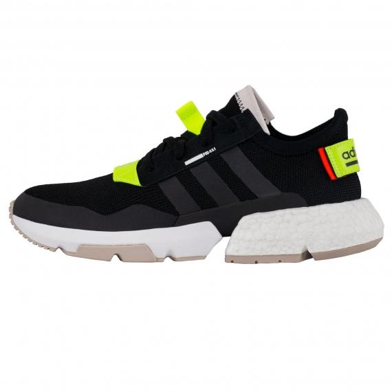 کفش اسپرت مردانه و پسرانه جدید آدیداس ترافیک واردن مخصوص پیادهروی و ورزش مدل BD7693