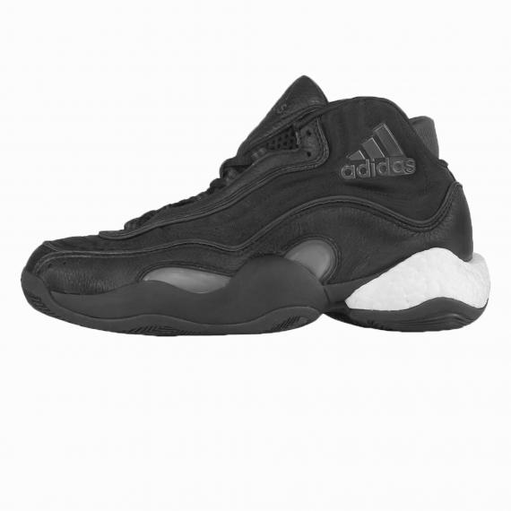 کفش اسپرت مردانه و پسرانه ورزشی جدید آدیداس کریزی BYW مخصوص بسکتبال و پیاده روی