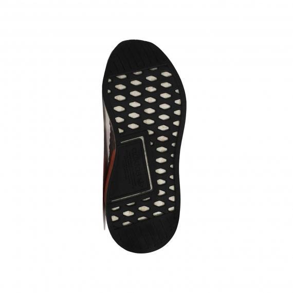 خرید کفش اسپرت دخترانه آدیداس سفید صورتی مدل NMD