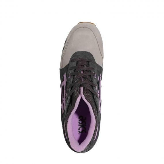 قیمت کفش اصل آسیکس مخصوص پیاده روی طولانی مناسب بانوان و اقایان مدل ژل لایت H572L 1635