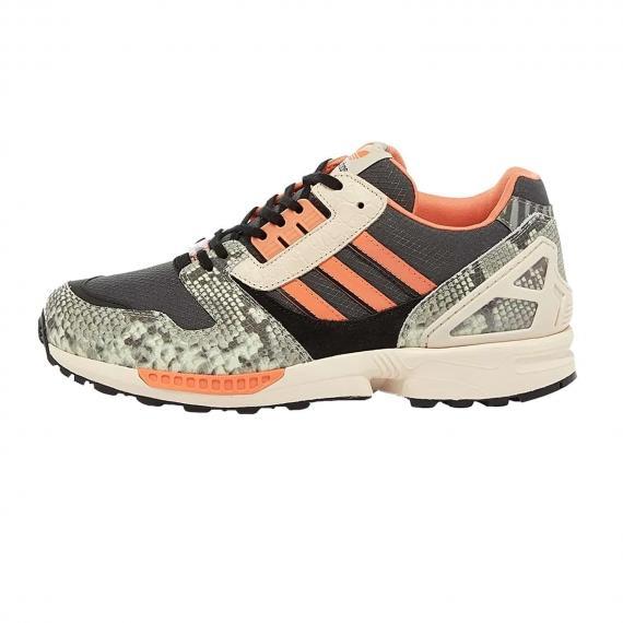 خرید کفش مردانه زنانه آدیداس زد ایکس 8000 مخصوص پیاده روی طولانی و ورزش مدل FW9783
