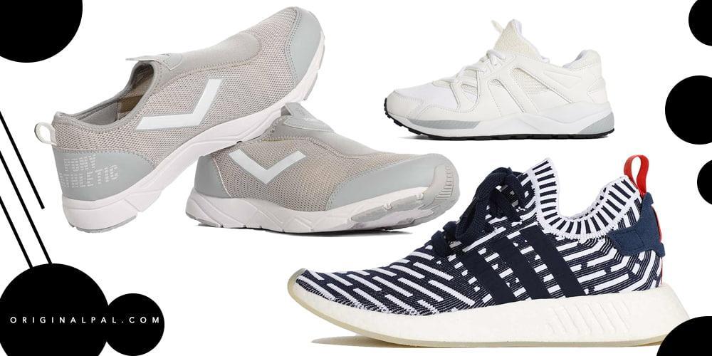 کفش پیاده روی و رانینگ زنانه و مردانه مناسب برای کسانی که درد کمر دارند