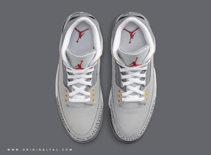 کفش مخصوص رانینگ ایر جردن 3 جدید