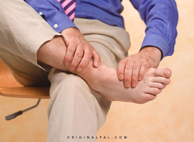 علت ایجاد درد در ناحیه انگشتان پا چیست؟