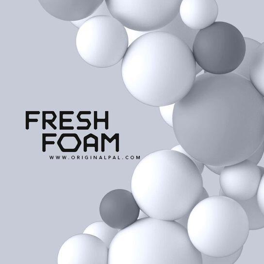 فناوری فِرِش فوم Fresh Foam  در کتانی های نیو بالانس
