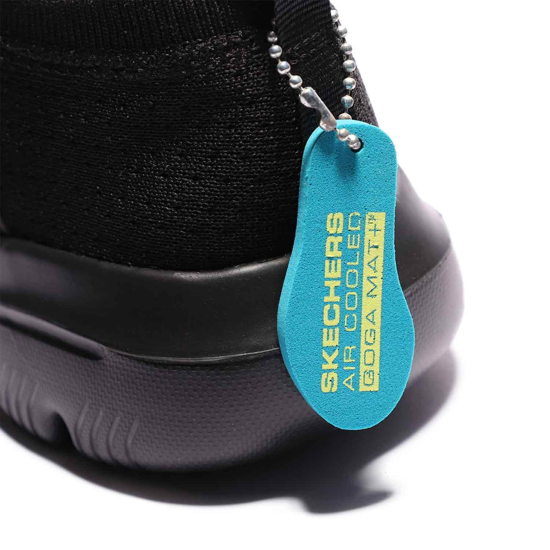 7_.کفش پیاده روی مردانه و پسرانه اسکیچرز گووالک اصل Skechers GoWalk 54726BBK مشکی