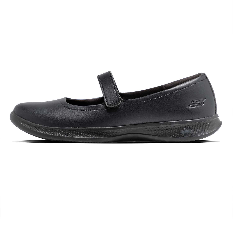 2_.کفش اسکیچرز گو استپ لایت 88888152 Skechers GoStep Lite,کفش طبی دخترانه و زنانه مشکی اسکیچرز اصلی
