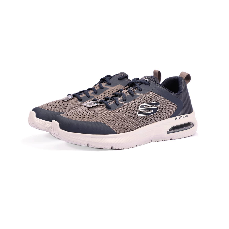 6_.کتانی مردانه و زنانه اسکیچرز اصلی داینا ایر Skechers 52559NVCC, کفش اسکچرز اصلی دخترانه و پسرانه