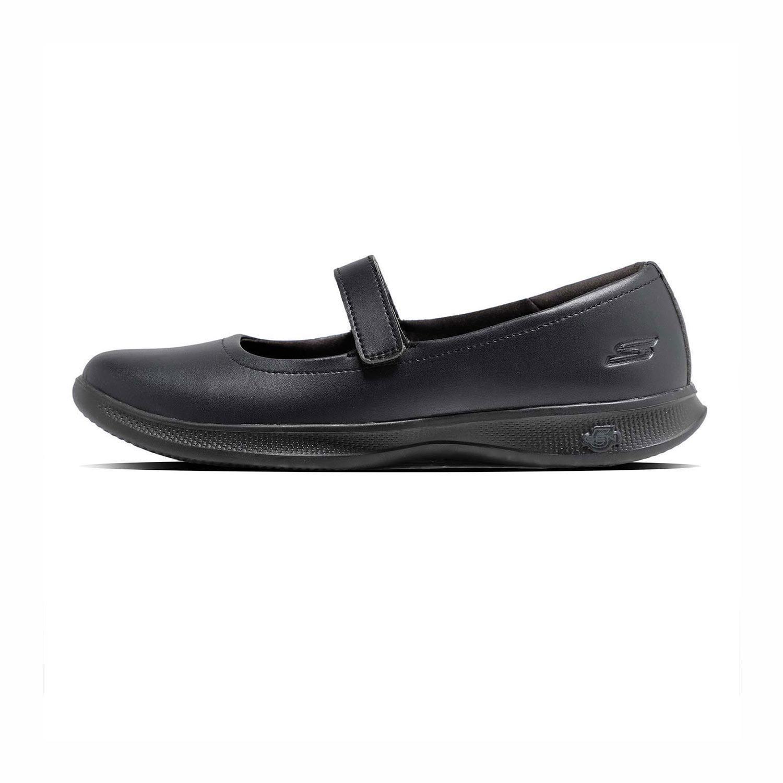 کفش اسکیچرز گو استپ لایت 88888152 Skechers GoStep Lite,کفش طبی دخترانه و زنانه مشکی اسکیچرز اصلی