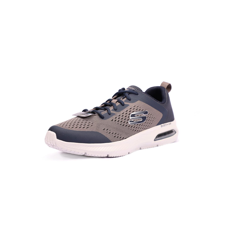4_.کتانی مردانه و زنانه اسکیچرز اصلی داینا ایر Skechers 52559NVCC, کفش اسکچرز اصلی دخترانه و پسرانه