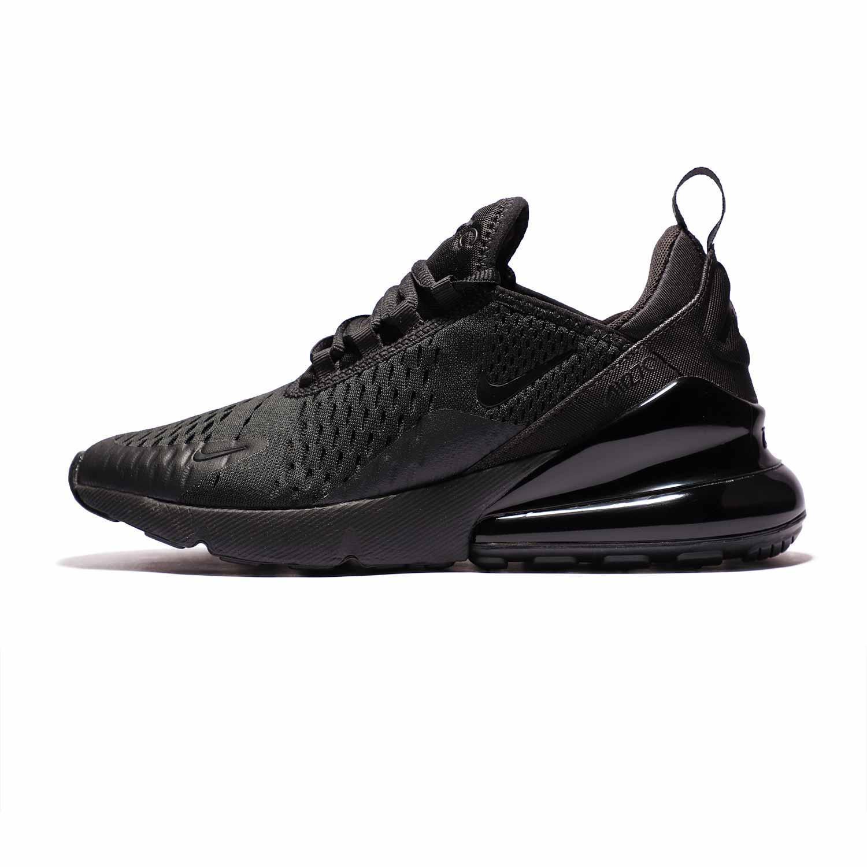 کفش اسپرت و ورزشی نایک ایر مکس 270 مشکی | Nike AirMax270 BQ5776-001 | کتونی اورجینال پارچه ای مشکی