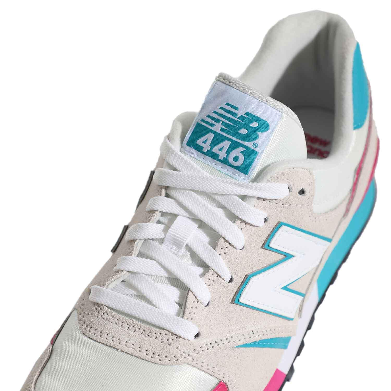 7_.نیوبالانس کلاسیک New Balance WL574TSZ | کفش زنانه و مردانه | کتونی اورجینال سبز ابی | کتانی دخترانه