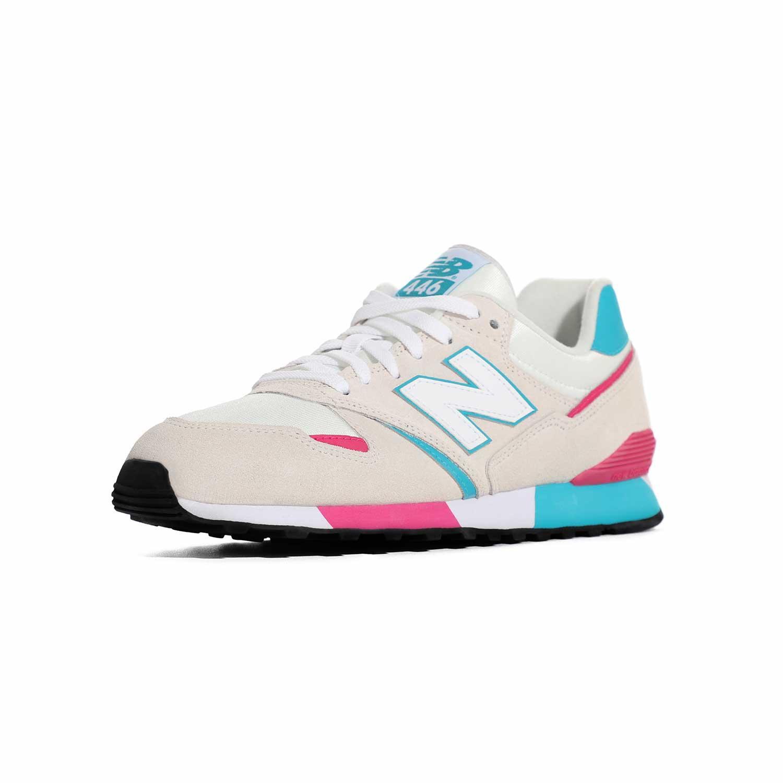 4_.نیوبالانس کلاسیک New Balance WL574TSZ | کفش زنانه و مردانه | کتونی اورجینال سبز ابی | کتانی دخترانه