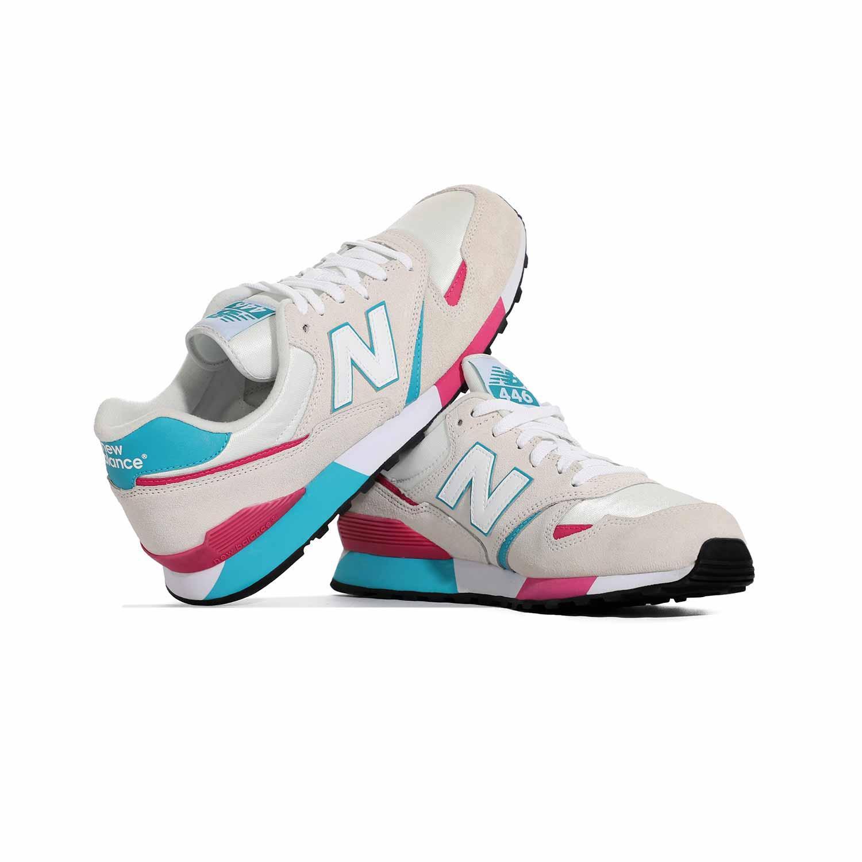 6_.نیوبالانس کلاسیک New Balance WL574TSZ | کفش زنانه و مردانه | کتونی اورجینال سبز ابی | کتانی دخترانه