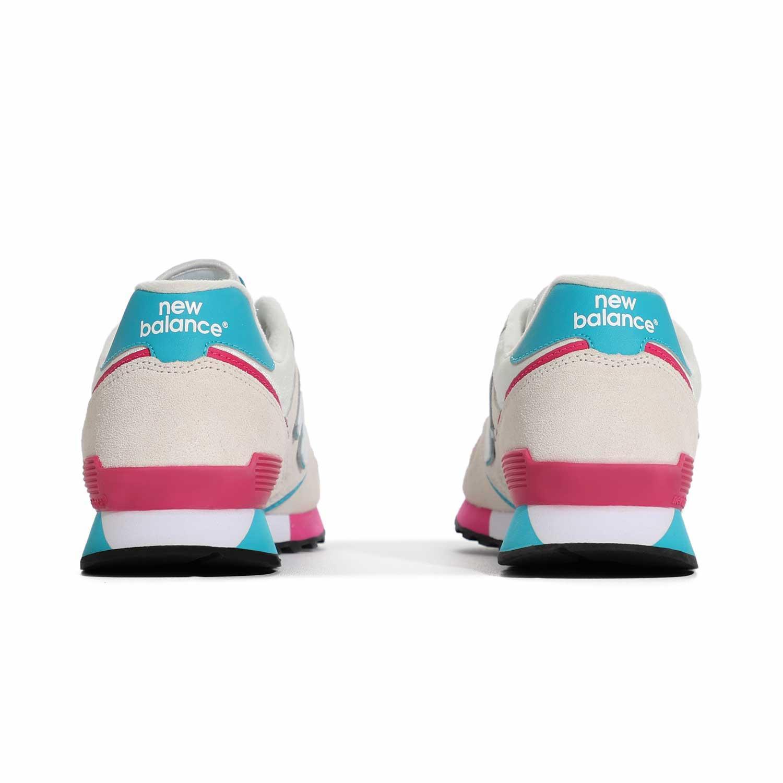 5_.نیوبالانس کلاسیک New Balance WL574TSZ | کفش زنانه و مردانه | کتونی اورجینال سبز ابی | کتانی دخترانه