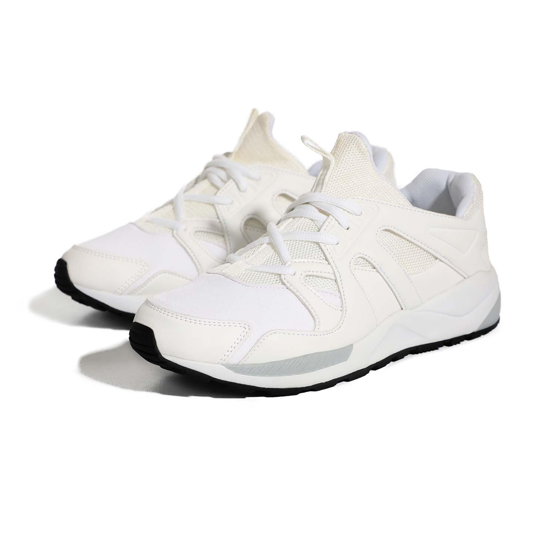 5_.پونی بی ایکس Pony BX 344 W | کفش اسپرت مناسب دویدن | کتونی مقاوم امریکایی | کتانی راحتی رانینگ